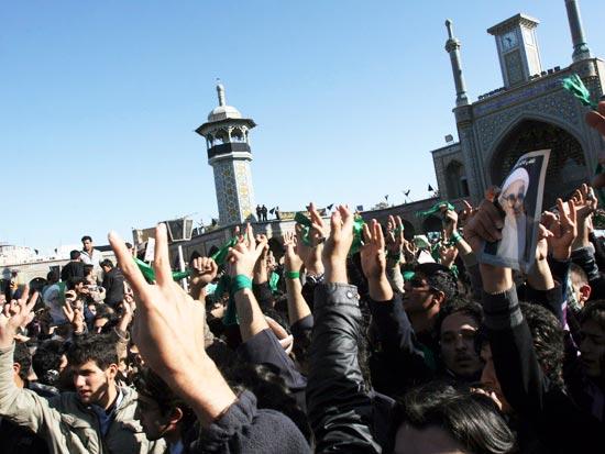 מהומות באיראן / צלם: רויטרס